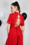 Jumpsuit In Red 042028 3
