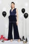 Jumpsuit Blue Grandeur 042031 4