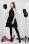 Dress Black&Gold 012415 4