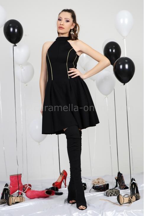 Рокля Black&Gold 012415