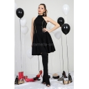 Dress Black&Gold