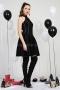 Dress Black&Gold 012415 5
