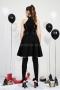 Dress Black&Gold 012415 6