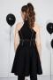 Dress Black&Gold 012415 3