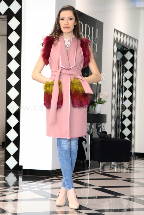 Vest Pink Dream 052043