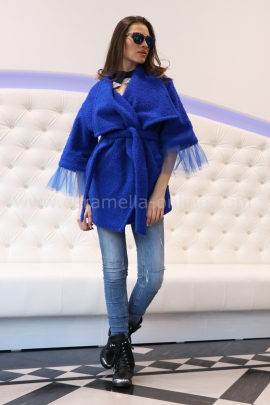 Палто-Жилетка Blue Cashmere