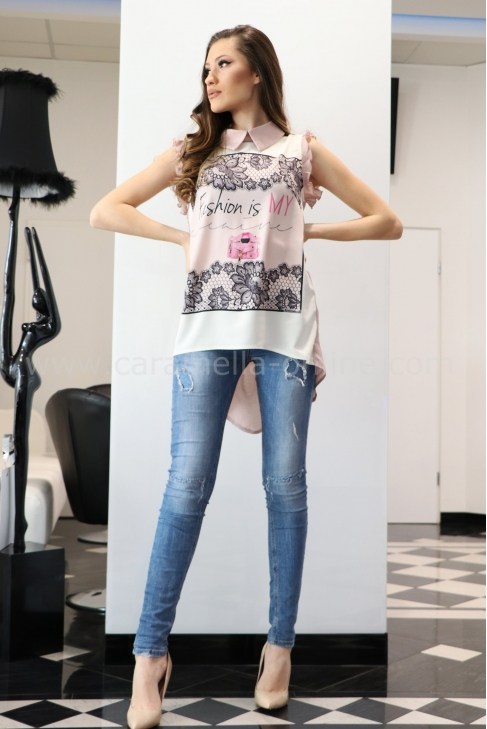 Туника Pink Fashion 022288