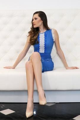 Dress Blue Love