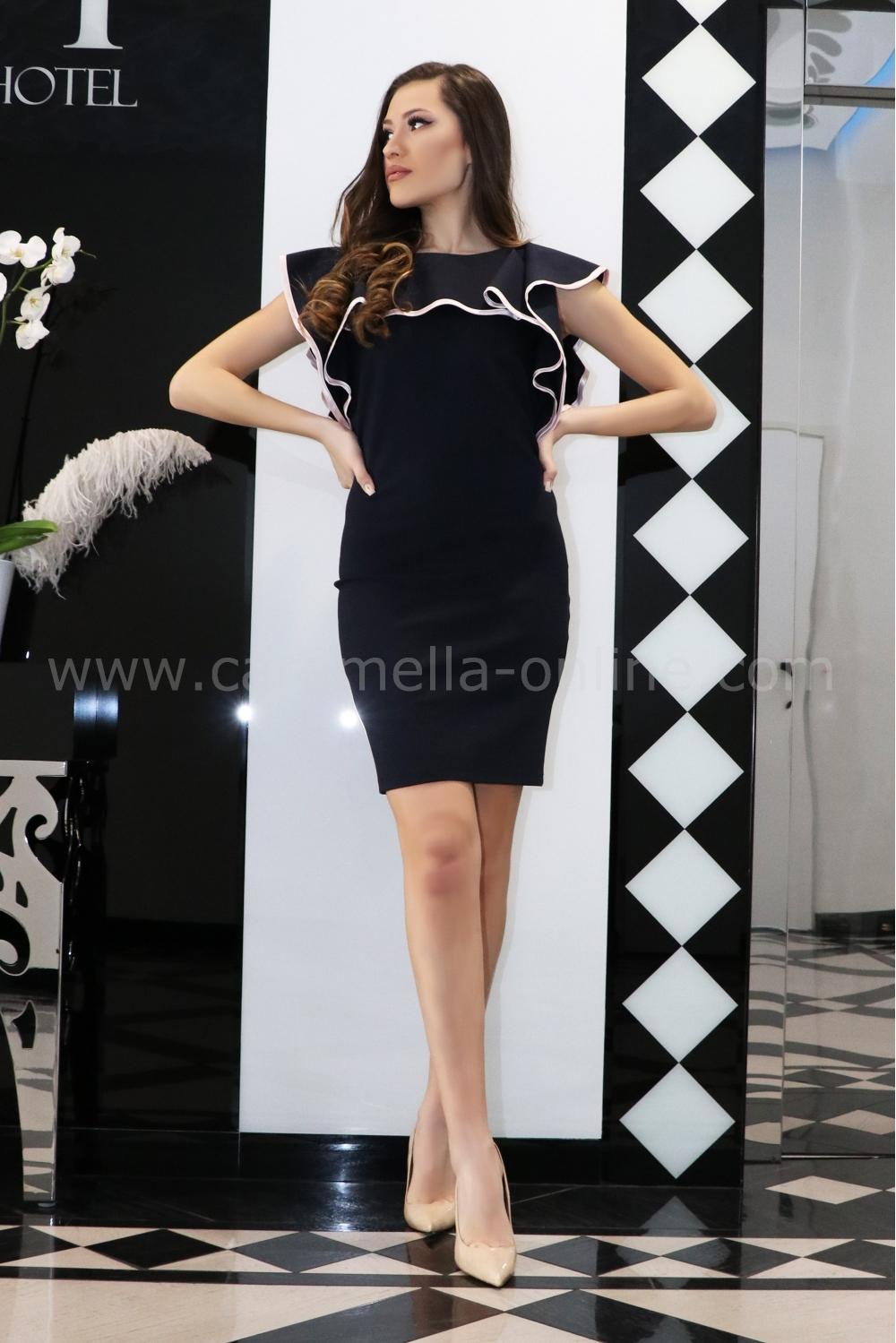 2a5699f5ef1 Рокля Magnific 012422 на топ цена — Caramella Fashion