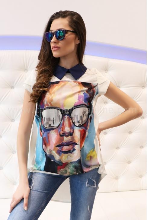 Tunic Girl Fashion 022292