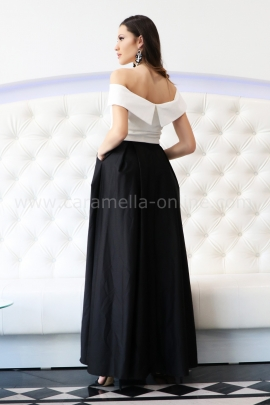 Skirt Black Supreme