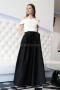 Skirt Black Supreme 032095 1
