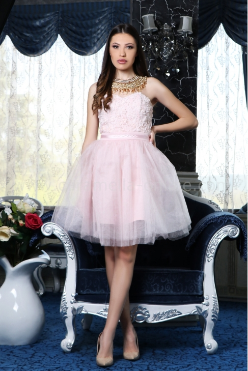 Dress Pink Splendor 012438