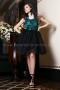 Dress Lux Lace Emerald 012436 3