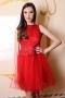 Рокля Red Lace 012429 2