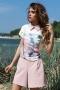 Блуза Pink Bloom 022303 3