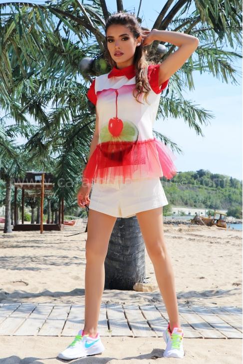 Блуза Cherry 022304