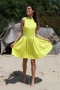 Рокля Yellow 012448 2