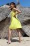 Рокля Yellow 012448 4