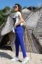 Pants Blue Shine 032101 2
