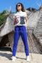 Pants Blue Shine 032101 1