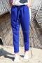 Pants Blue Shine 032101 4