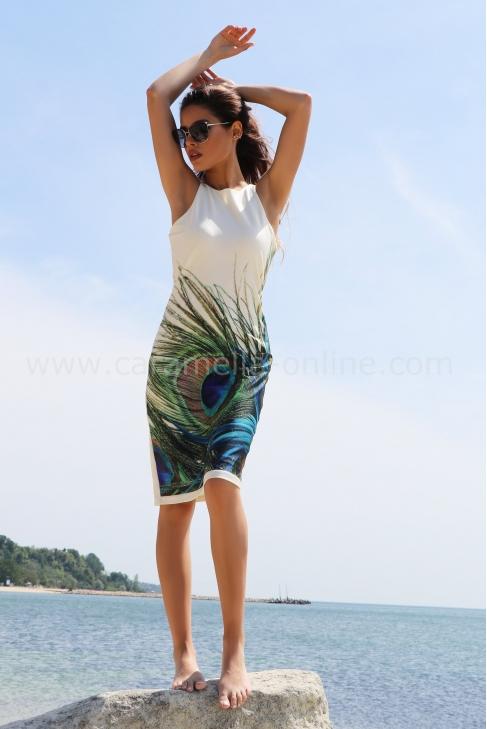 Рокля Summer Vibes 012450