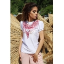Blouse Pink Jewelry