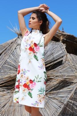 7ba03e2d88c Дамски рокли (l), шифонени, летни - Caramella Fashion