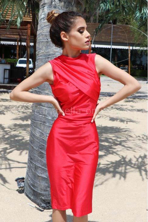Dress Pink Panter 012454