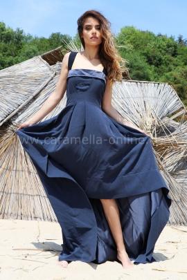 Dress Blue Passion