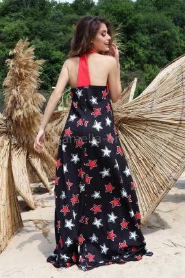Dress Black Star