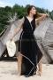 Dress Black Veil 012464 1