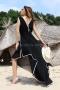 Dress Black Veil 012464 3