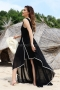 Dress Black Veil 012464 4