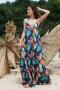 Рокля Tropical Flowers 012467 3