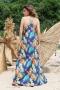 Рокля Tropical Flowers 012467 2