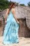 Dress Beach Blue 012473 2