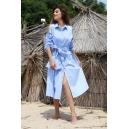 Dress Lily Blue