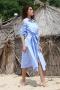 Dress Lily Blue 012474 2