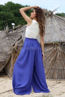 Pants Purple Murano