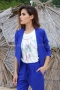 Blazer Blue Shine 052052 3