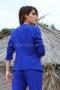 Blazer Blue Shine 052052 2