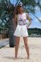 Панталони White Lace 032106 3