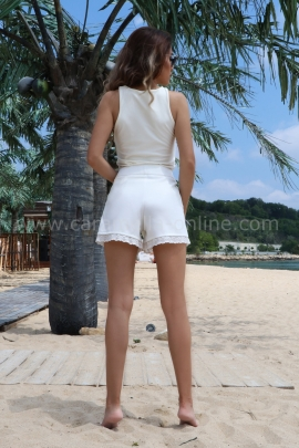 Панталони White Lace