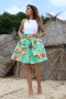 Skirt Summer Flowers 032108 3