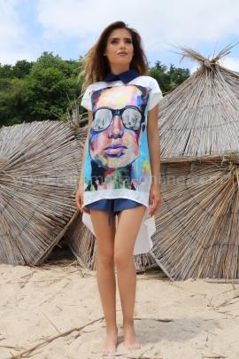 Tunic Girl Fashion