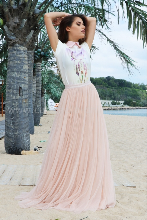 Пола Pink Tulle 032111