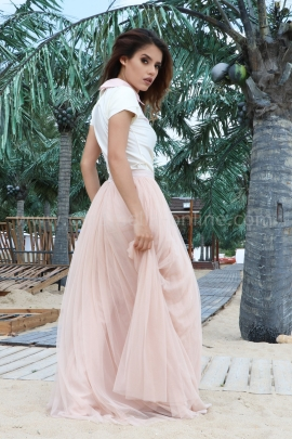Пола Pink Tulle