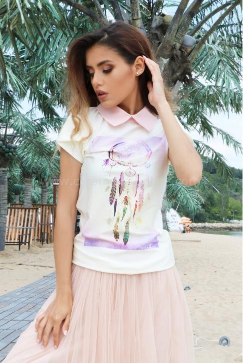 Блуза Pink Dreamcatcher 022322